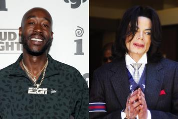 Freddie Gibbs Details His Dad's Childhood Rivalry With Michael Jackson