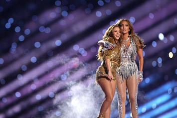 Watch Shakira & Jennifer Lopez Kill Their Super Bowl Halftime Performance