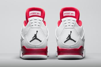 Air Jordan 4 Releasing In New Bulls-Themed Colorway: What To Expect
