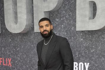 """Drake Has Always Dreamed Of Owning An """"Icy Cross"""" Despite Jewish Background"""