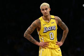 Lakers Refused To Give Up Kyle Kuzma For Marcus Morris: Report