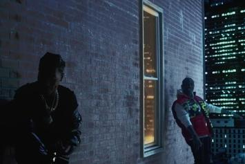"""Flipp Dinero & Lil Baby Take Things To The Edge In Their Video For """"How I Move"""""""