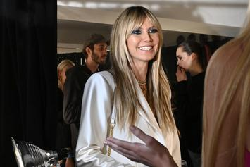 """Heidi Klum Recalls Insults For Defending """"AGT"""": """"I Was Called 'A White Woman'"""""""