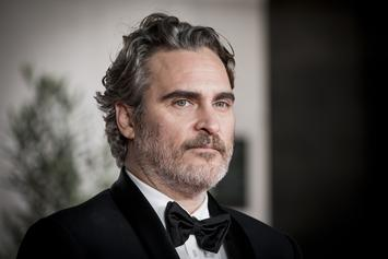 Joaquin Phoenix Started Oscar Weekend At Jane Fonda's Climate Change Protest