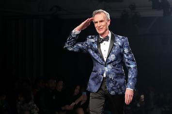 "Bill Nye Two-Steps To Lizzo's ""Juice"" On The Runway: Watch The Video"