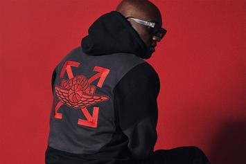 Off-White x Air Jordan Apparel Collection Revealed For All Star Weekend