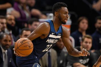 Andrew Wiggins Speaks Out On All The Criticism Thrown His Way