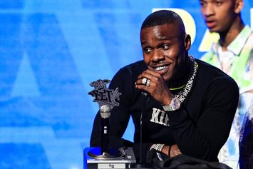 DaBaby Confirms Another Child Is On The Way, Denies Cheating On Baby Mama