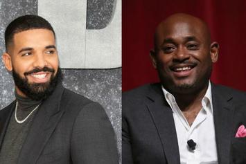 Steve Stoute Claims He's To Knicks What Drake Is To Raptors, Internet Disagrees