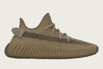 """Adidas Yeezy Boost 350 V2 """"Earth"""" Releasing In The U.S: Official Details"""
