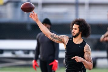 Colin Kaepernick Reveals New Memoir, Talks Returning To NFL