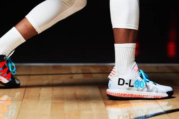 Pusha T Drops New Track Celebrating His Adidas Dame 6 Collab