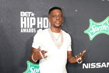 Boosie Badazz Receives Gift From Pablo Escobar's Family