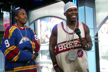 """50 Cent Says Nick Cannon Has """"Been Corny Forever"""""""