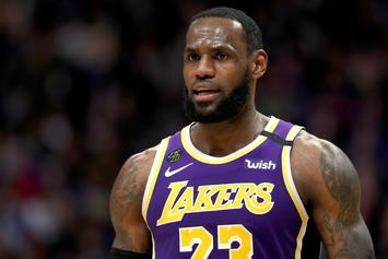LeBron James Sends Lakers A Message Ahead Of All-Star Break