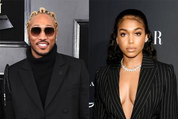 Future Spoils Lori Harvey For Valentine's Day