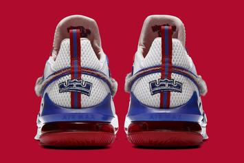 """Nike LeBron 17 Low """"Tune Squad"""" Officially Revealed: Release Details"""