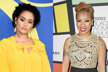 "Kehlani & Keyshia Cole Rumored To Be At Odds After ""All Me"" Removal"