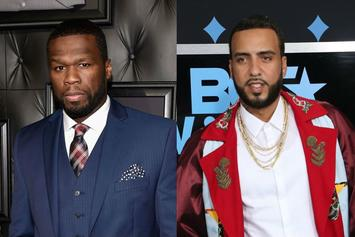 50 Cent Insists French Montana Is On Drugs, Denies Punching Him