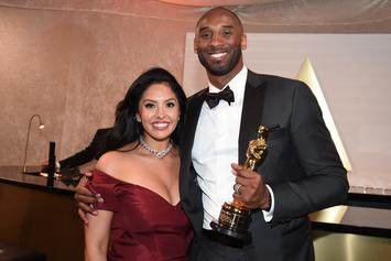 Vanessa Bryant Shares Tribute To Kobe For Valentine's Day