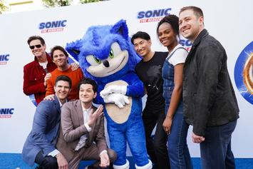 """Sonic"" Movie Expected To Debut At Top Of The Box Office"