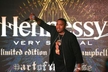 Nas Tapped To Announce NBA & Hennessy Partnership