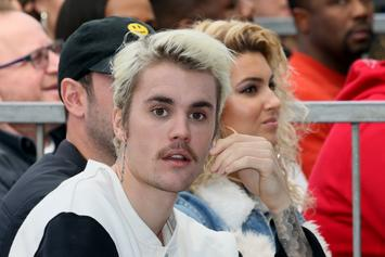 Justin Bieber Shaves His Mustache, Wife & Fans Rejoice