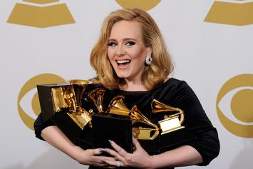 Adele Hints That She's Dropping An Album This Year