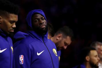 """Draymond Green Defends Andrew Wiggins: """"Not A F*cking Bum"""""""