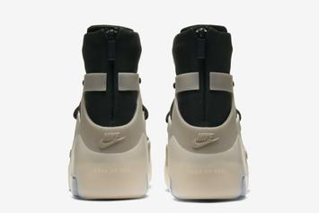"Nike Air Fear Of God 1 ""String"" Is The Best Colorway Yet"