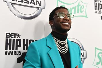"Gucci Mane Alludes To Long-Studied ""Clone"" Theory"