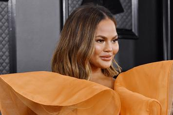 """Chrissy Teigen Gets """"Mom-Shamed"""" The Most For This Reason"""