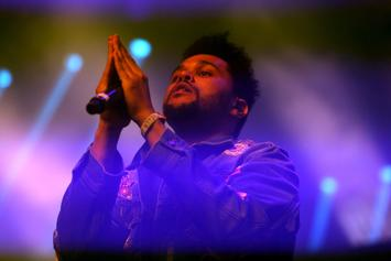 """The Weeknd Talks """"Off-And-On Relationship"""" With Drugs & New Album Persona"""