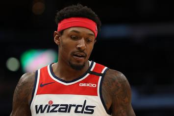Bradley Beal Drops Career-High 53 Points In Wzards Loss To Bulls