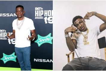 "Boosie Badazz Says Collab Album With NBA Youngboy Is ""Almost Done"""