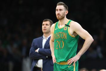 Gordon Hayward Had Jazz Fans In Their Feelings Last Night