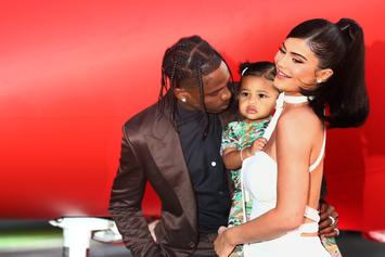 Are Travis Scott & Kylie Jenner Giving Stormi A Sibling?