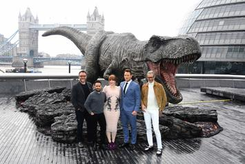 """Director Of """"Jurassic World 3"""" Reveals Film's New Title"""