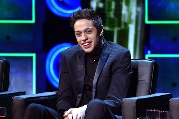 Pete Davidson Gives Tour Of His Staten Island Pad In Mom's Basement