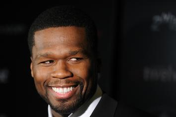 50 Cent Clowns Oprah For Falling On Stage