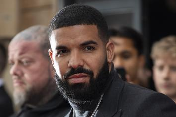 "Another New Drake Track Surfaces With ""Not Around"""