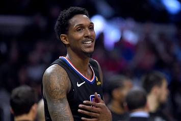 Lou Williams Speaks Out On Argument With Paul George
