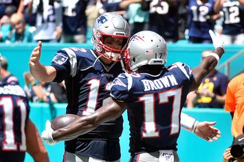 NFL Rumors: Tom Brady, Antonio Brown Hoping To Reunite