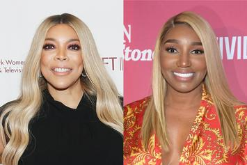 Wendy Williams & NeNe Leaks Reconcile After January Feud