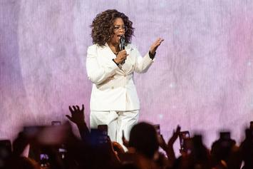 Oprah Sounds Off On Stage Fall After 50 Cent's Michael Jackson Joke