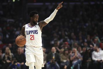 Patrick Beverley Jokes About Potential Drug Dealing Career