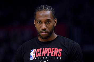 "Kawhi Leonard ""Scared The Living Hell"" Out Of NBA, Says GM"