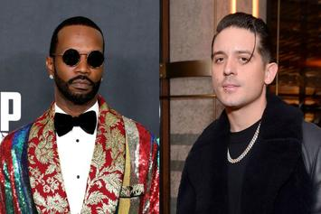 "G-Eazy & Three 6 Mafia's Juicy J Face Lawsuit Over ""No Limit"" Single"
