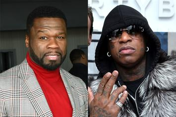 50 Cent Puts Big Respect On Birdman's Name