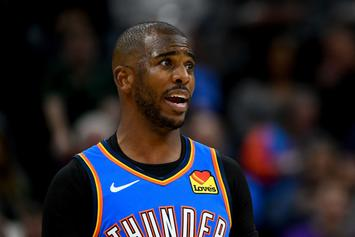 Knicks Could Make A Run At Chris Paul This Summer: Report